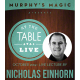Review: At the Table Live Lecture – Nicholas Einhorn