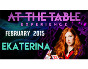Review: At the Table Live Lecture – Ekaterina