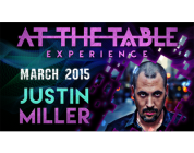 Review: At the Table Live Lecture – Justin Miller