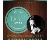 Review: At the Table Live Lecture – Darwin Ortiz