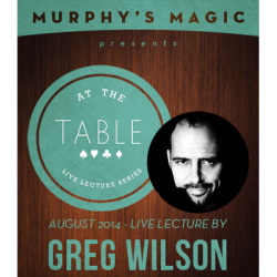 Review: At the Table Live Lecture – Greg Wilson