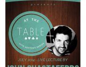 Review: At the Table Live Lecture – John Guastaferro