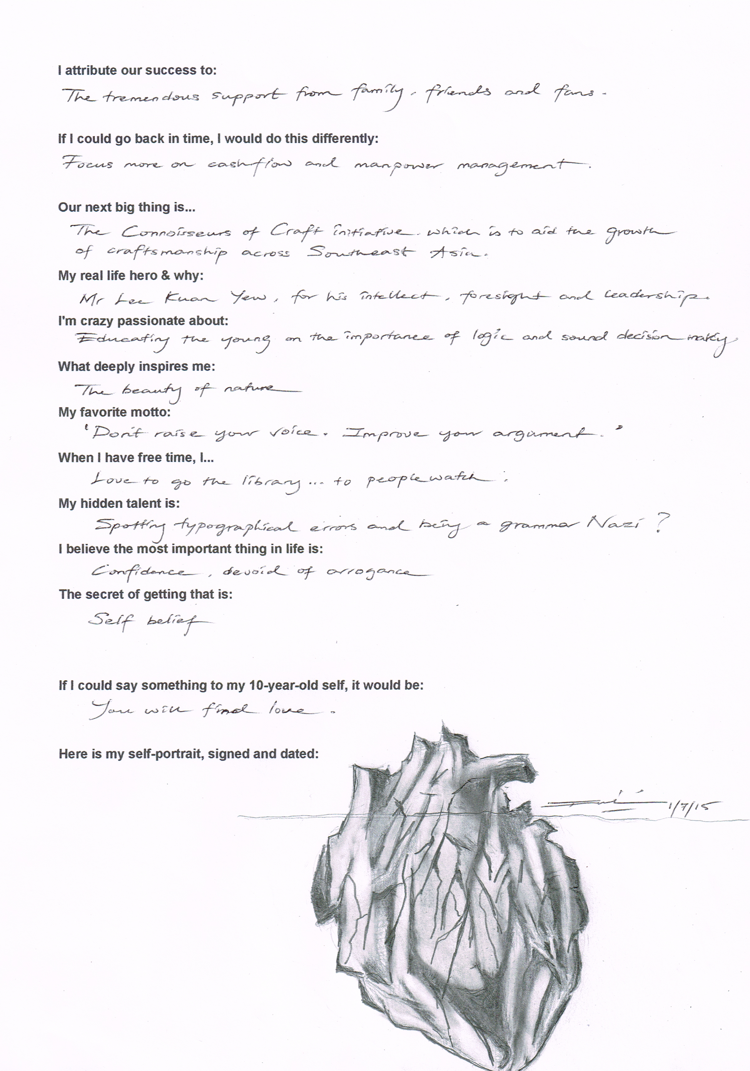 Interview Page 2