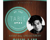 Review: At the Table Live Lecture – Shin Lim