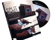Review: Split Second by Nicholas Lawrence and SansMinds