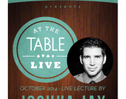 Review: At the Table Live Lecture – Joshua Jay