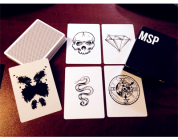 Review: Mentalist Symbol Pack (Deck and Video) by Anton James