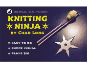 Review: Knitting Ninja by Chad Long