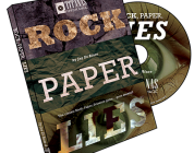 Review: Rock, Paper, Lies by Jay Di Biase and Titanas Magic Productions