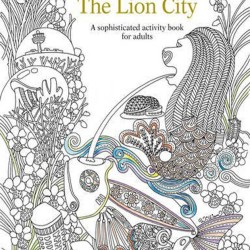 Review: Colouring the Lion City by William Sim