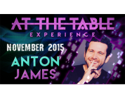 Review: At the Table Live Lecture Anton James November 4th 2015 video DOWNLOAD