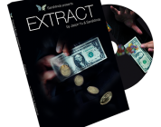 Review: Extract (DVD and Gimmick) by Jason Yu and SansMinds
