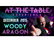 Review: At the Table Live Lecture, Woody Aragon