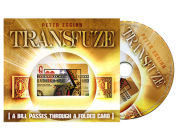 Review: Transfuze by Peter Eggink