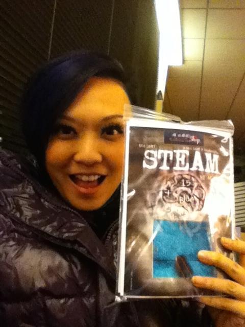 magic babe ning 2012 steam ali nouira