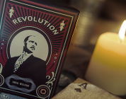 Review: Revolution by Greg Wilson