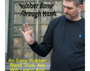 Review: Rubber Band Through Hand by Joe Rindfleisch