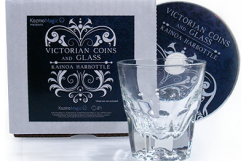Review: Victorian Coins and Glass by Kainoa Harbottle and Kozmomagic