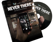 Review: Never There by Morgan Strebler