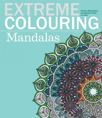 Extreme Colouring: Mandalas