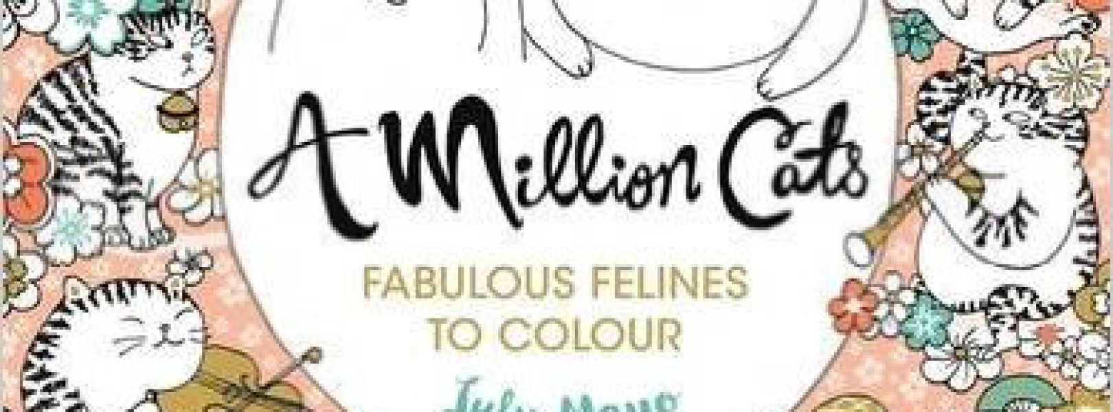 Review The 7 Coolest Colouring Books For Grown Ups