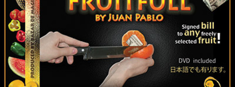 Review: Fruitfull by Juan Pablo