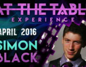 Review: At the Table Live Lecture – Simon Black