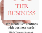 Review: The Business by Julian Moore