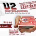 Review: U2 Box Vanish by Nicholas Lawrence and Sensor Magic
