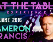 Review: At the Table Live Lecture – Cameron Francis