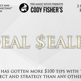Review: Deal Sealer by Cody Fisher