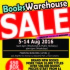 SG Book Deals Books Warehouse Sale is back!