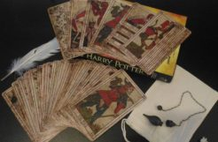 Review: Magus Marseille Tarot & Witness Pendulums by Divination Magick
