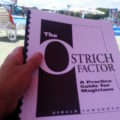 Review: THE OSTRICH FACTOR – A Practice Guide for Magicians by Gerald Edmundson