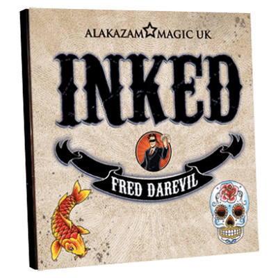 Review: Inked by Fred Darevil and Alakazam Magic