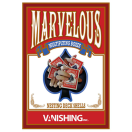 Review: Marvelous Multiplying Card Boxes by Matthew Wright and Vanishing Inc