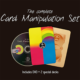 Review: The Complete Card Manipulation Set (DVD plus 2 special decks) by Vernet