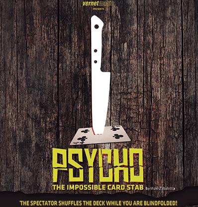 Review: Psycho by by Iñaki Zabaletta and Vernet