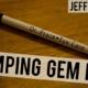 Review: Jumping Gem Pen (Dr. Prace Eye Care) by Jeff Prace