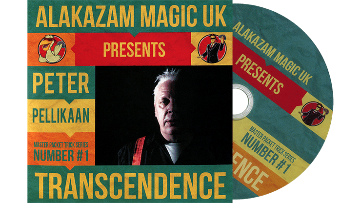 Review: Transcendence by Peter Pellikaan and Alakazam Magic