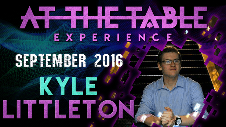 At The Table Live Lecture Kyle Littleton