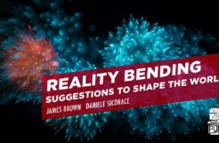 Review: Reality Bending – A Comprehensive and Honest World Guide to Hypnosis & Suggestion by James Brown & Daniele Sicorace of POWA Academy