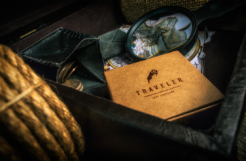 Review: The Traveler by Jeff Copeland