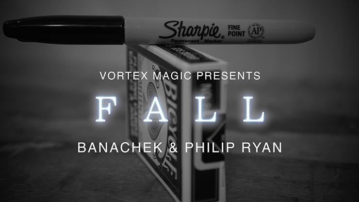 Vortex Magic Presents FALL by Banachek and Philip Ryan