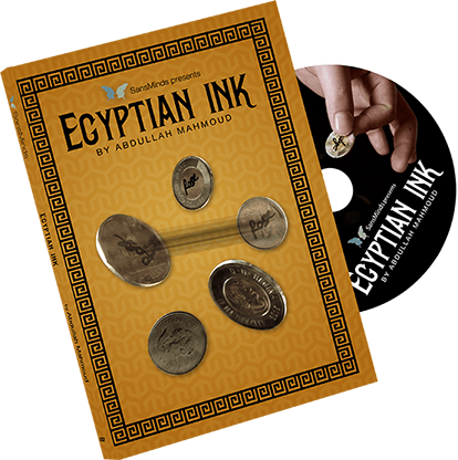 Review: Egyptian Ink by Abdullah Mahmoud and SansMinds Creative Lab