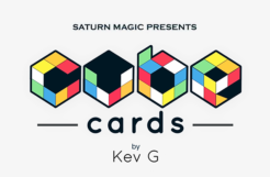 Review: Saturn Magic Presents Cube Cards by Kev G