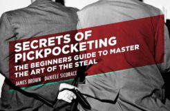 Review: Secrets of Pickpocketing by James Brown & Daniele Sicorace of POWA Academy