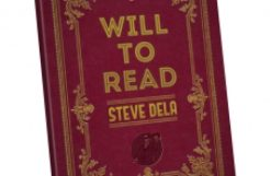 Review: Will To Read By Steve Dela