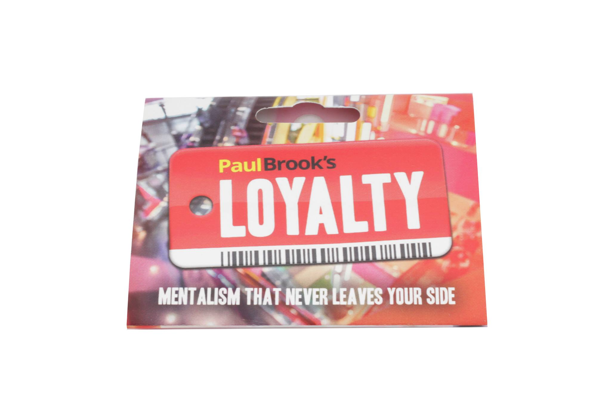 Loyalty by Paul Brook