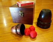 Review: Juan Wonk's Wooden Chop Cup Set by Jack King Magicshop (Bali)